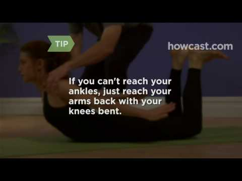 How To Do the Shooting Bow Pose