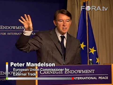 Peter Mandelson - In Defense of Free Trade