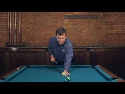 Pool Trick Shots / Fundamentals: Draw Shots