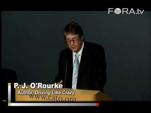 P.J. O'Rourke: Beware the Obamamobile