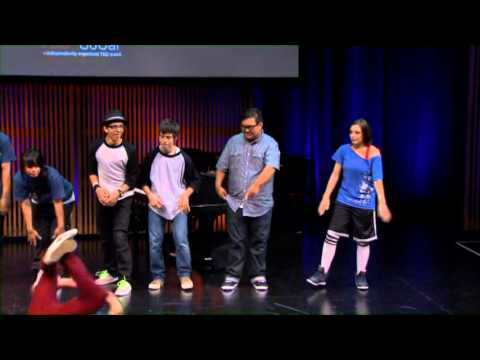 Hip-Hop Freestyle: Culture Shock LA at TEDxSoCal