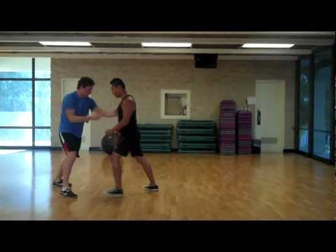 Chi Sau - Training with Kevin