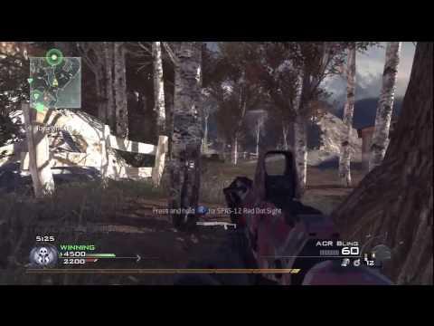 Call of Duty : Modern Warfare 2 - Team Deathmatch Estate 23-8 (HD)