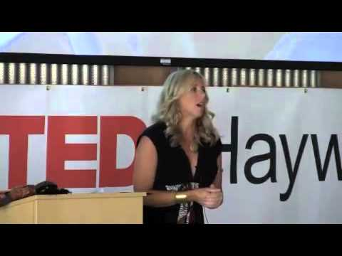TEDxHayward - Siobhan Neilland - Fighting for Our Joy