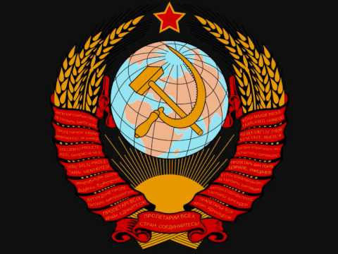National Anthem of the Soviet Union (1918-1943)