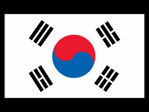 National Anthem of South Korea | 한국의 애국가