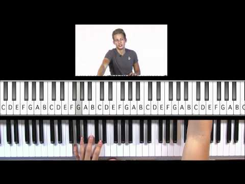 "How to Play ""Some Enchanted Evening"" from ""South Pacific"" by Rodgers and Hammerstein on Piano"