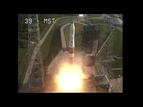 NASA/NOAA   GOES-O Launch in HD