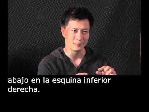 Jorge Cham: Creating PhD Comics with Spanish Subtitles