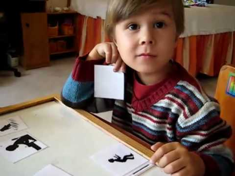 Preschool-Language. Verbs and sounds