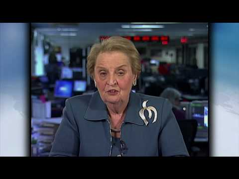 Albright, Scowcroft Outline Nuclear Summit Goals