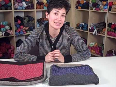 Designer Interview - Madison Laptop Case Kit