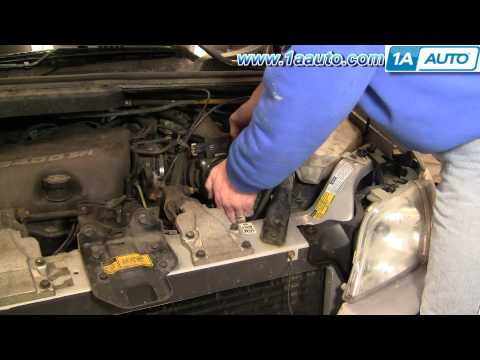 How To Install Replace Air Filter Chevy Venture Pontiac Montana 97-05 1AAuto.com