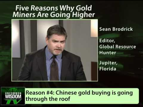 Five Reasons Why Gold Miners Are Going Higher