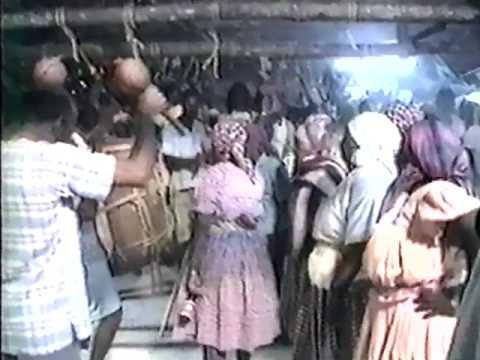 Language, Dance and Music of the Garifuna