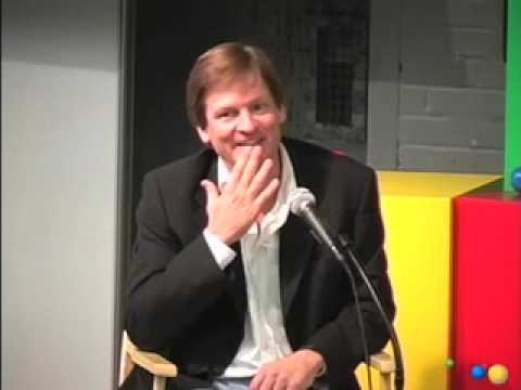Authors@Google: Michael Lewis