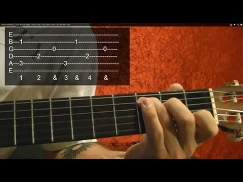 BETH by KISS ( Guitar Tutorial With Tabs )
