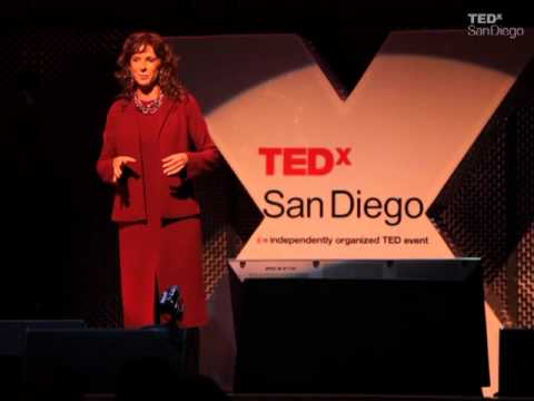 TEDxSanDiego - Christine Comaford - Find your Question