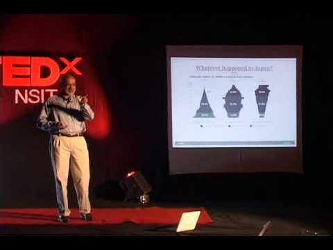 "TEDxNSIT-Mohan Guruswamy: ""Chasing the Dragon: Will India overtake China"""