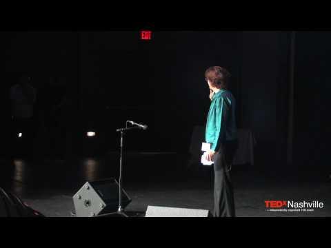 TEDxNashville - Suzi Peel - 3/21/10