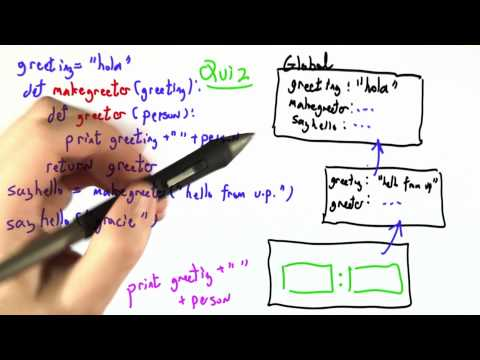 Greetings Solution - CS262 Unit 5 - Udacity