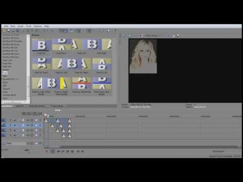 Sony Vegas Tutorial II Effect #66