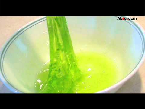 How to Make Slime Video - About.com