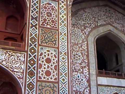 Akbar's tomb visit