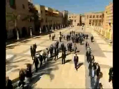 AUC Inauguration, Video 1 of 2