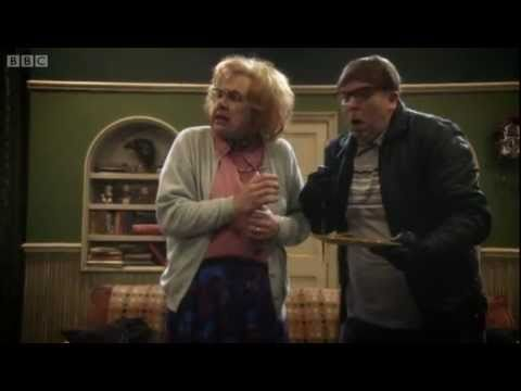Move the body! - Psychoville - BBC
