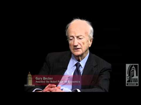 The economy with Gary Becker: Chapter 1 of 5