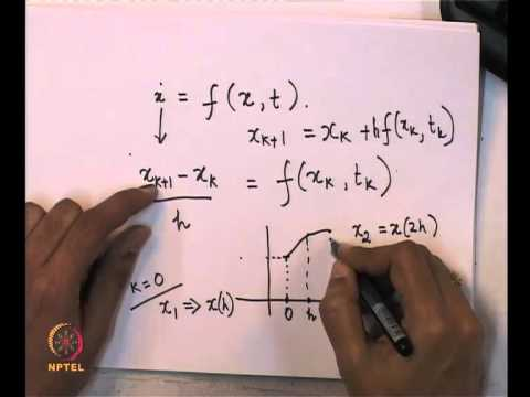 Mod-01 Lec-08 Numerical Integration