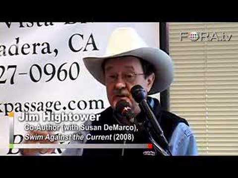 Jim Hightower - Alternate Models of Business Ownership