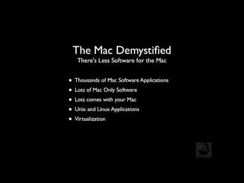 Mac OS X: Demystifying the Mac | lynda.com
