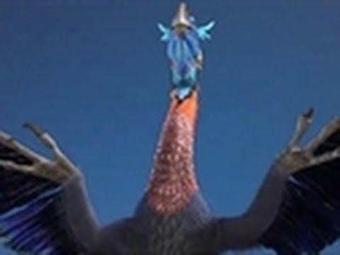 Dinosaur Revolution - Dancing Gigantoraptor
