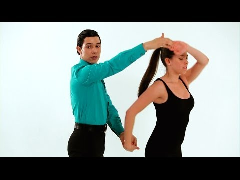 Merengue Dance Steps: Colocho | How to Dance Merengue