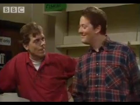 Yellow Pages advert spoof- A Bit of Fry and Laurie- BBC Comedy