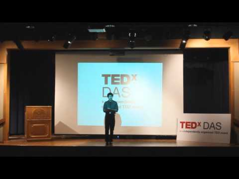 TEDxDAS - Mohammed Al-Jishi - The Journey to Passion