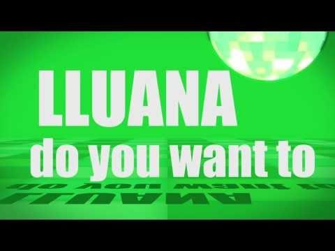 Pronunciation - #02 Do you want to (LLUANA)