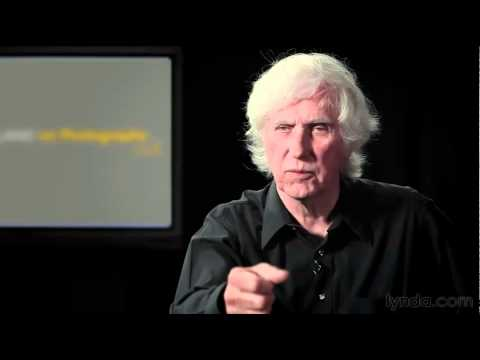 lynda.com tutorial | Douglas Kirkland on Photography—Meeting Douglas Kirkland