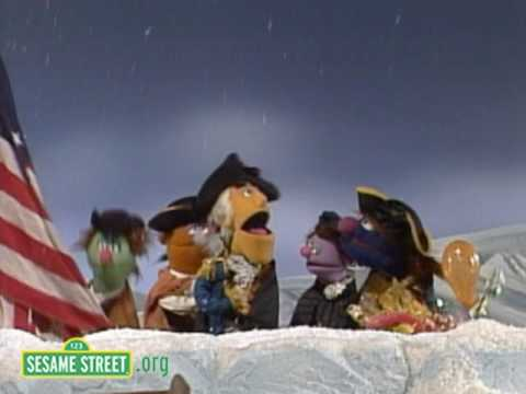 Sesame Street: Surprising the British