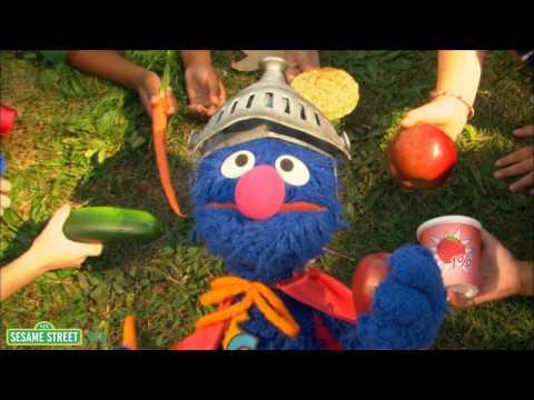 Sesame Street: Super Come-meriendas