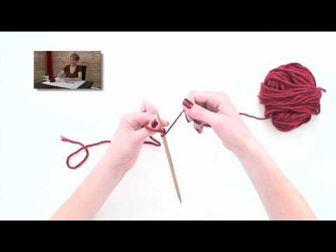 technique 2 - Long-Tail Cast-On