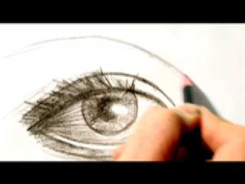 How to Draw an Eye, with Karl Gude