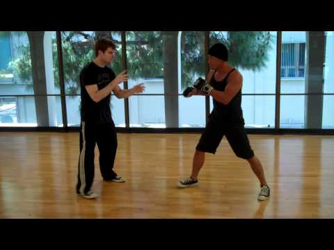 Wing Chun - Dan Chi Sau (basics) part 4