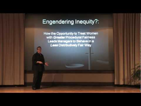 TEDxEmory - Maura Belliveau - A new explanation for the wage gap between men and women
