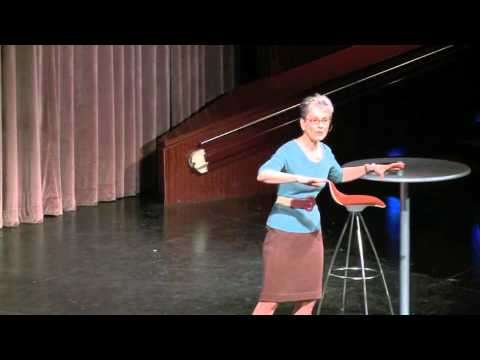 TEDxPotomac - Frances Moore Lappe: Why are we creating a world that no one wants?