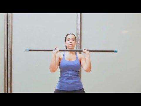 How to Get Jessica Biel Arms: Shoulders