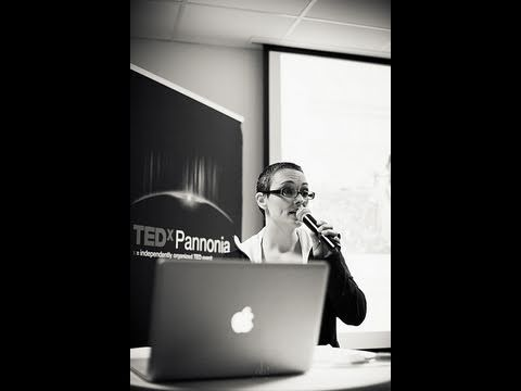 TEDxPannonia - Lisa Muhr - Dignity in Economy - Dream or Reality?