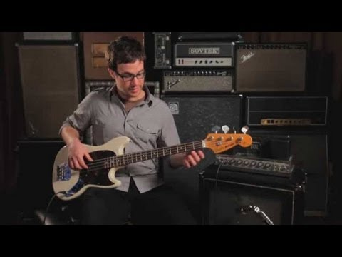 Bass Guitar Lesson: How to Play Note A